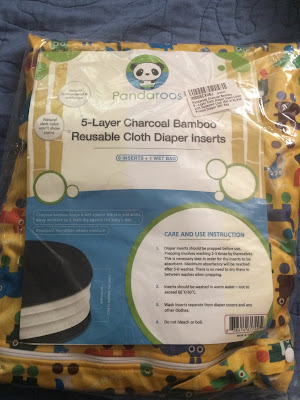 Lean and Green Frugal Living: Review: Pandaroo Charcoal ...