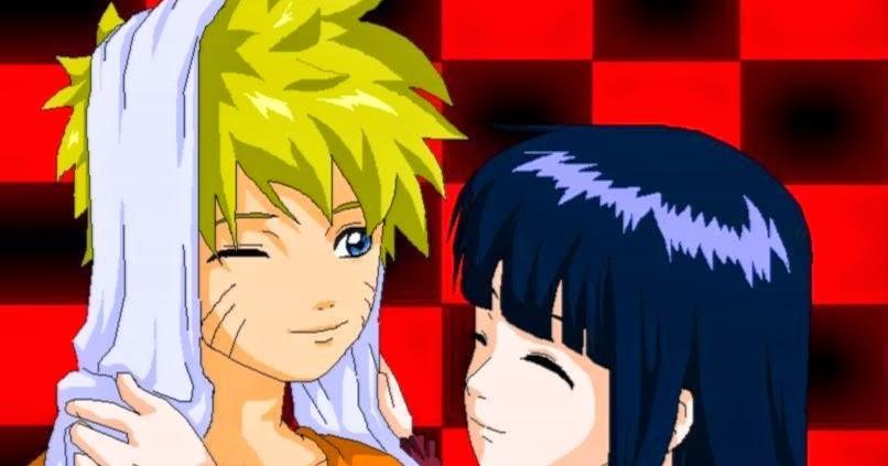 Gambar Pemandangan Gambar Kartun Romantis Naruto Dan Hinata