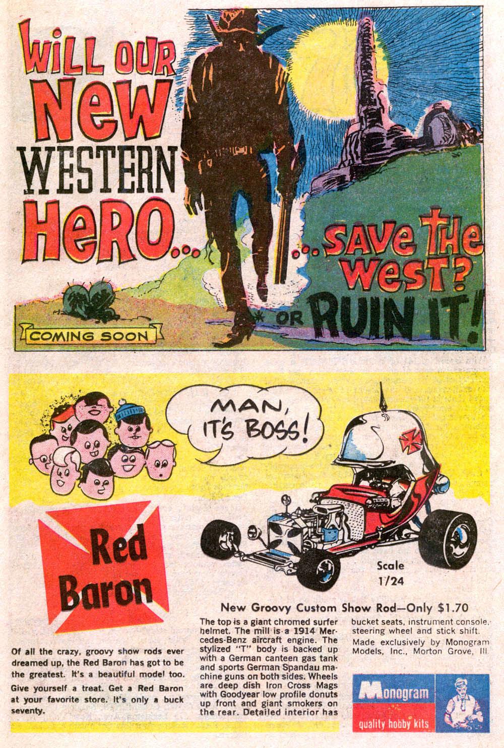 Read online World's Finest Comics comic -  Issue #175 - 23