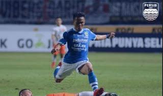 Ghozali Siregar Siap Bertahan di Persib Bandung