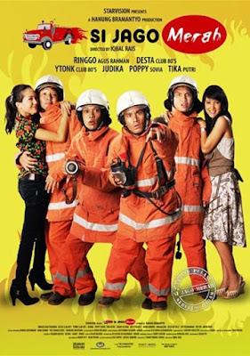 Poster Film Si Jago Merah