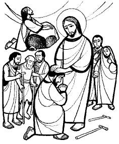 "Mark 1 29 39 : Jesus, Comes, Today, Healing"", (Sermon, 1:29-39,, Charles, Henrickson)"