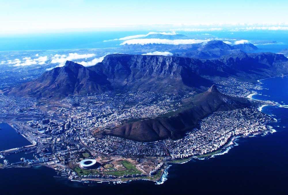 Cidade do Cabo, Cidade da África do Sul