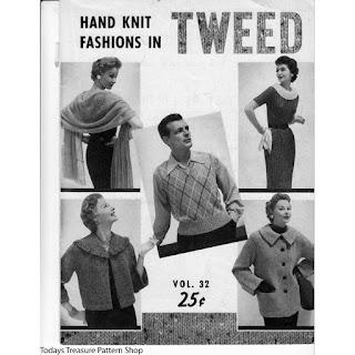 Knit Pattern Books Coats Sweaters Jackets