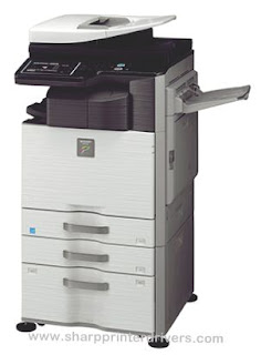 Sharp MX-3116N Driver & Software Download and Installations