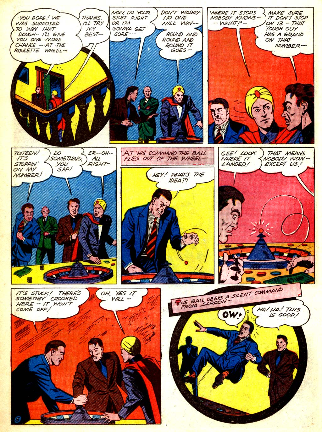 Read online All-American Comics (1939) comic -  Issue #39 - 39
