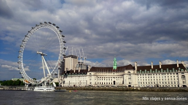 London Eye, Londres