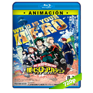 My Hero Academia: Two Heroes, la película (2018) BRRip 720p Audio Dual Latino-Japones