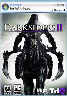 Descargar Darksiders II pc español mega, mediafire y google drive /