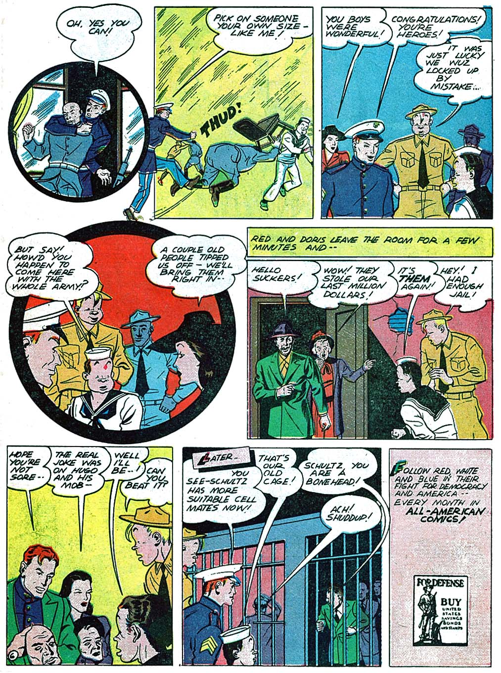 Read online All-American Comics (1939) comic -  Issue #38 - 58