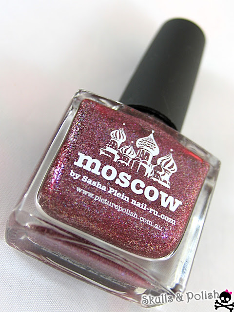 Skulls & Polish: Picture Polish - Moscow & Aurora, une association magique!