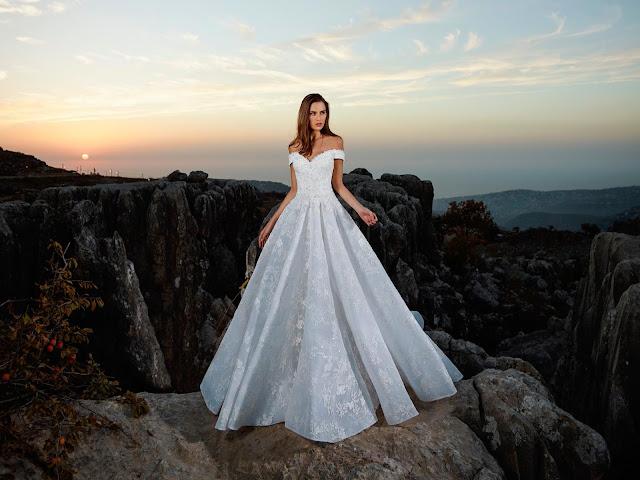 اشهر و افضل و ارخص 5 محلات لبيع فساتين الزفاف بالرياض - فساتين وموضة سعودية 2018