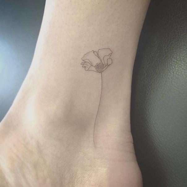 Hình Xăm Tattoo Mini Nhỏ Đẹp, Xinh Xắn Đáng Yêu Cho Các Bạn Gái