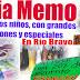 Zapateria Memo...Felicita a todos los niños, con grandes ofertas, promociones y especiales