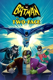 Batman vs Two-Face Legendado Online