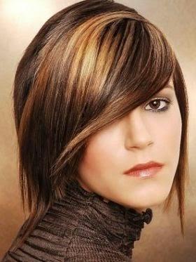Modele de coiffure cheveux court degrade