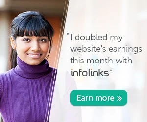 INFOLINK: EARN YOUR SITE