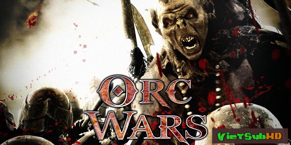 Phim Cuộc Chiến Loài Orc VietSub HD | Orc Wars 2013