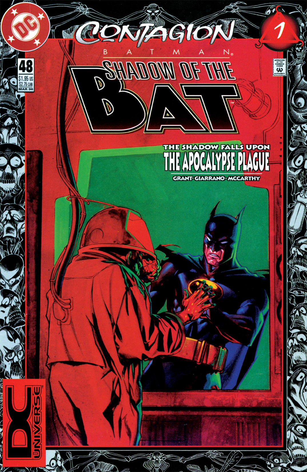 Batman: Shadow of the Bat 48 Page 1
