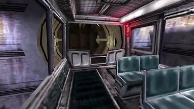 Half-Life 1 Train