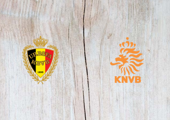 Belgium vs Netherlands Full Match & Highlights 16 October 2018