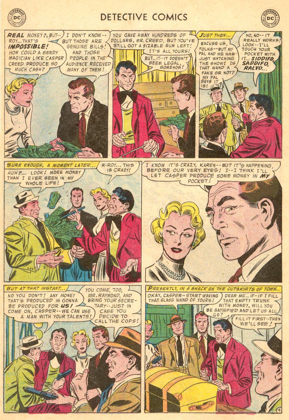 Read online Detective Comics (1937) comic -  Issue #242 - 20