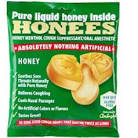 أقراص السعال بعسل الليمون من شركة هونيس من اي هيرب