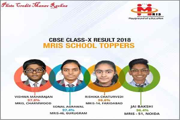 cbse-board-10th-class-manav-rachna-international-school-top-results-news