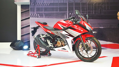 All new honda CBR 150 R