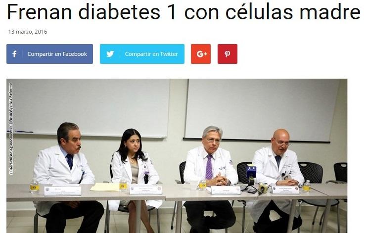 diabetes collombat en niños
