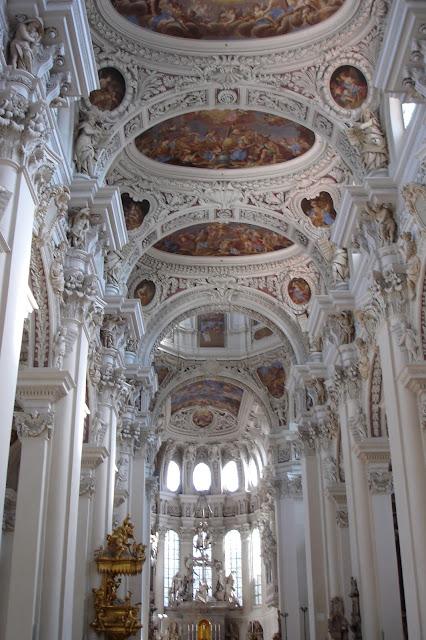 St Stephan's Dom, Passau
