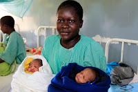 Obama, Romney, Kenyan Mother