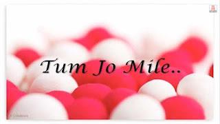 Tum Jo Mile Pal Do Pal Ke Vaste Love Whatsapp Status Video Download