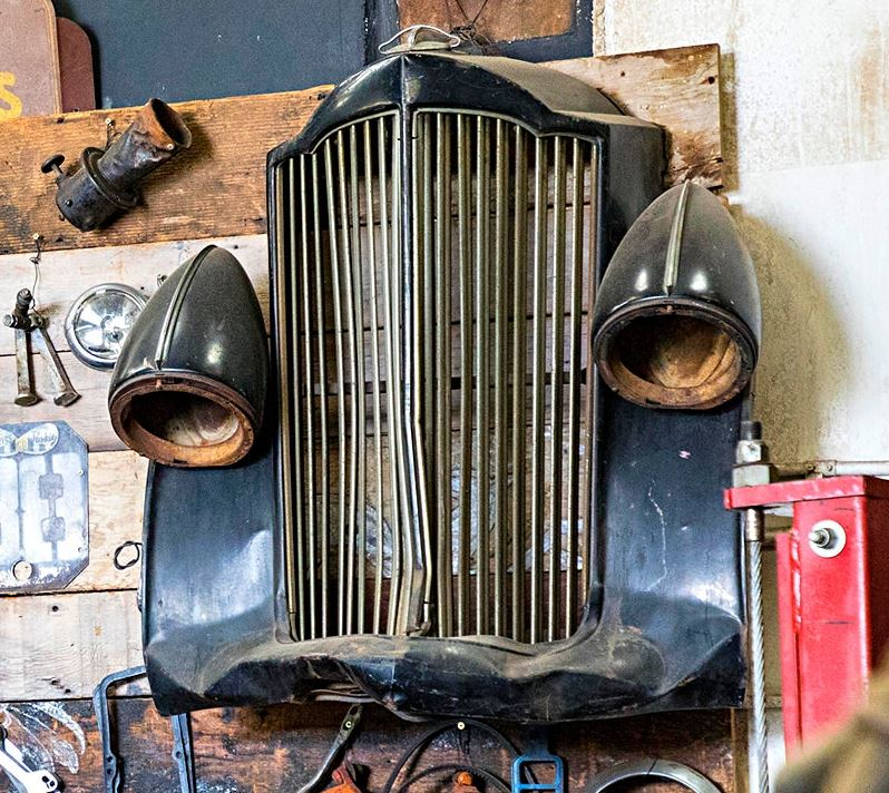 Just A Car Guy: Hot Rod magazine just had a feature on an artists ...