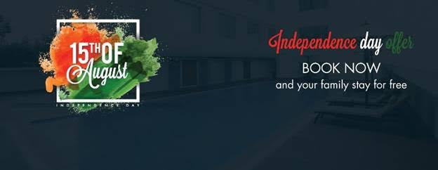 This Independence Day avail special long weekend offer at Keys Hotels