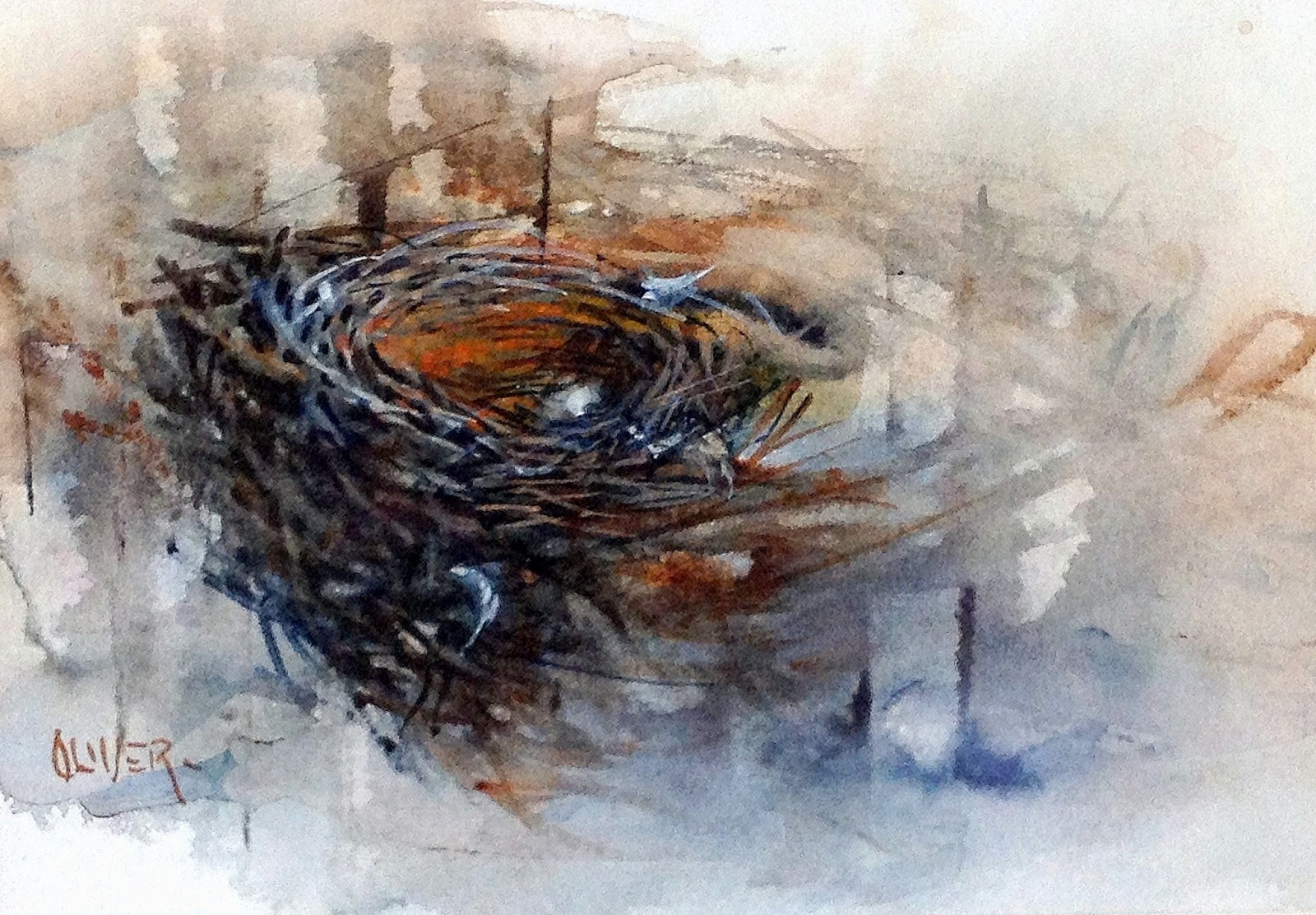 Artists Using Fracturing In Painting