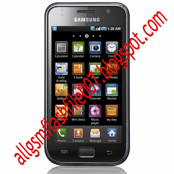 samsung galaxy s-i9000 firmware free download