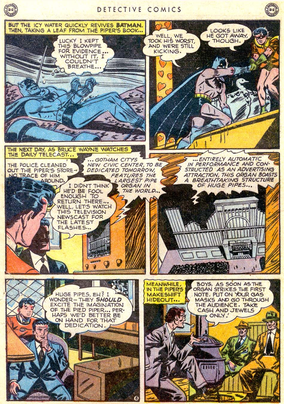 Detective Comics (1937) 143 Page 9