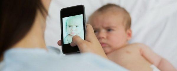 ¿Qué no debes publicar de tus hijos en las redes sociales?