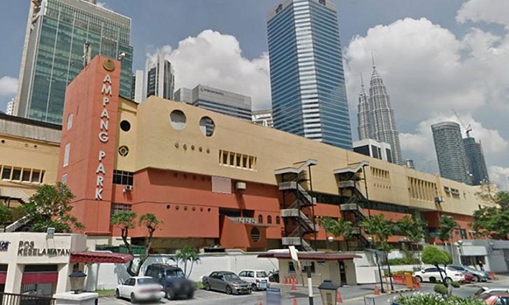 Selamat Tinggal Ampang Park - Pusat Membeli Belah Pertama Bakal Diroboh Untuk Projek MRT