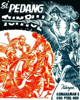 Cerita silat serial Si Pedang Tumpul karya kho ping hoo
