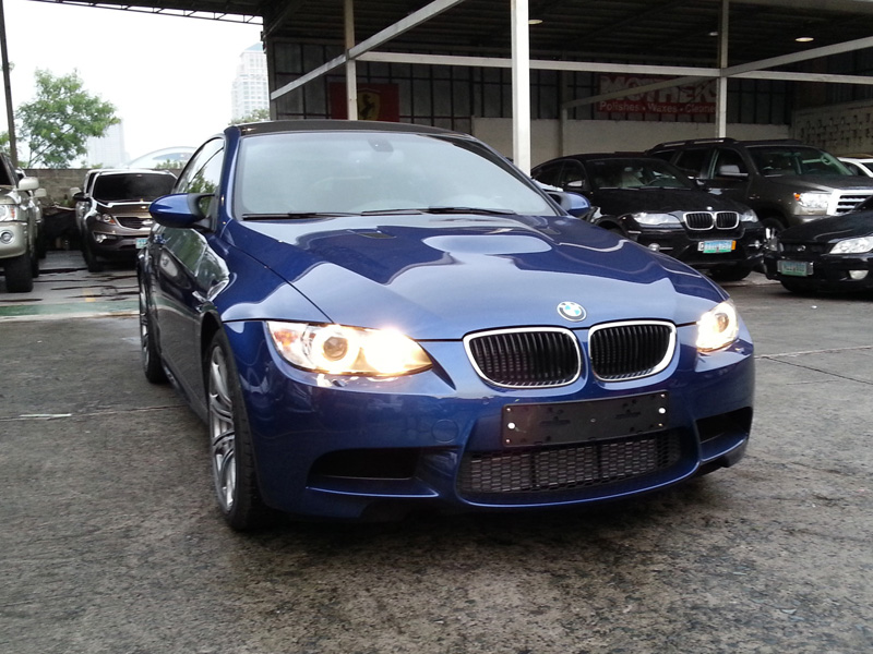 Cars For Sale Philippines Brand New: Cars For Sale In The Philippines: Brand New BMW M3 Coupe V8