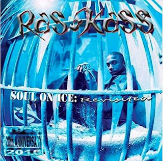 Ras Kass - Soul On Ice: Revisited (20th Anniversary Edition) (2016) -  Album Download, Itunes Cover, Official Cover, Album CD Cover Art, Tracklist