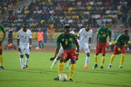 Match Amical : le Cameroun et le Zimbabwe se quittent dos à dos