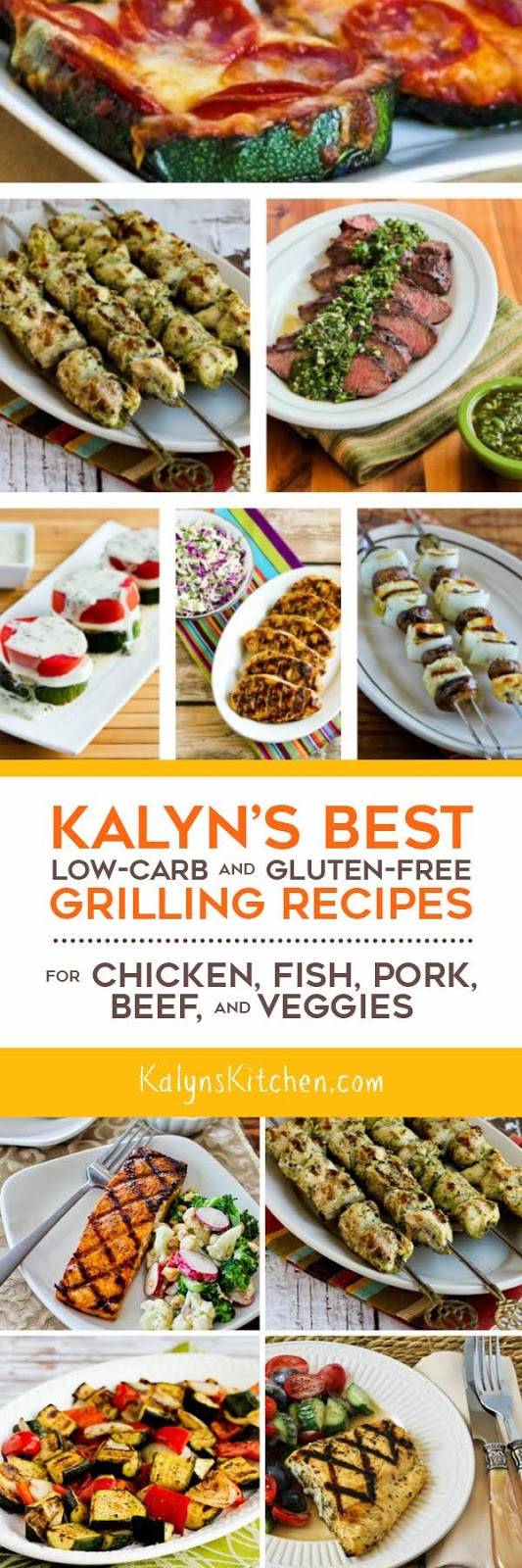 Kalyn 39 s best low carb grilling recipes for chicken fish for Low carb fish recipes