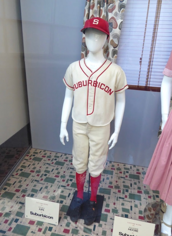 Noah Jupe Suburbicon Nicky baseball costume