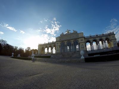 Glorietta atrakcja Wiednia