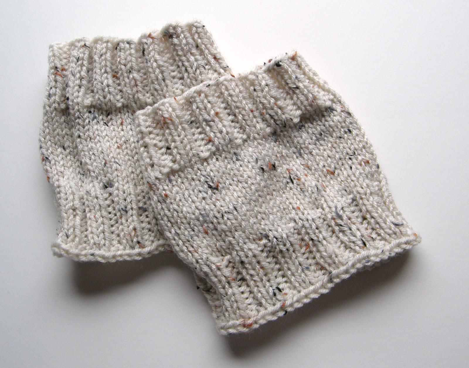 Lewis Knits: Basic Boot Cuff Knitting Pattern