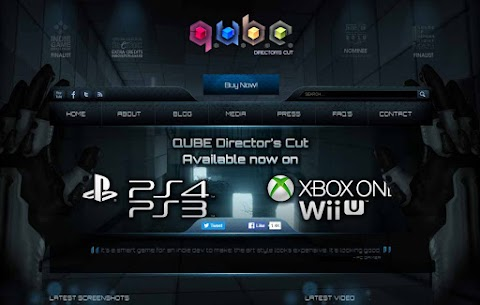 QUBE: Espectacular juego para que pongas a prueba tu inteligencia