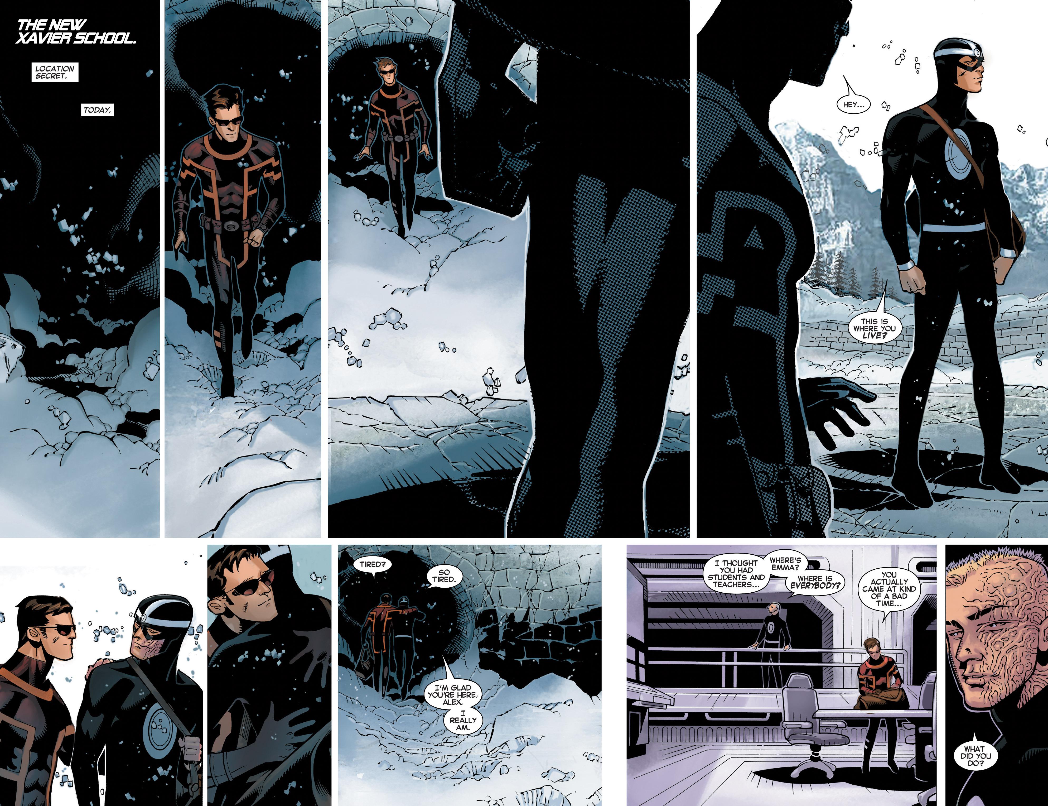 Read online Uncanny X-Men (2013) comic -  Issue #32 - 4